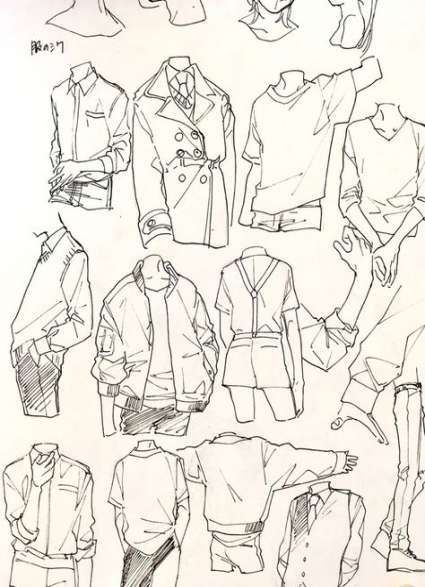 Photo of 19+ ideas drawing poses male anime character design references for 2019 #drawing