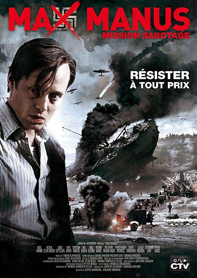 Norwegian Film Max Manus Best Foreign Film I Ve Seen Foreign Film War Film Film Movie