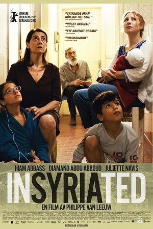 Image result for INSYRIATED ( 2017 ) POSTER