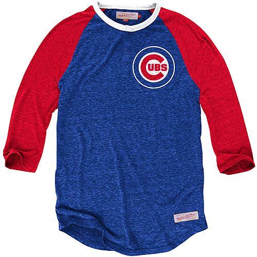 Chicago Cubs Hustle Play Henley Mlb Com Shop Baseball Tee Shirts Yankees T Shirt Texas Rangers T Shirts