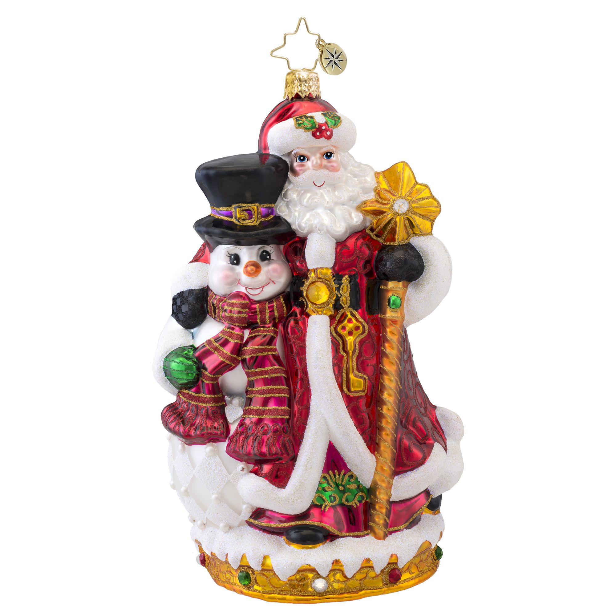 City Lights Sneak Peak The Christopher Radko Company S 2013 Exclusive Signing Event Ornament Best Friends For Ornaments Historical Christmas Friend Ornament