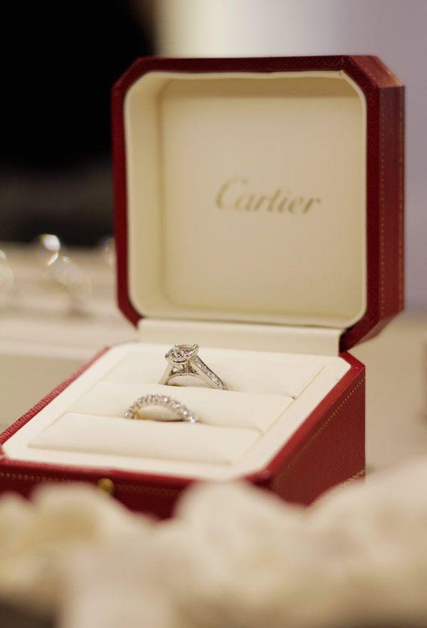 ca01669277a0d anel noivado cartier   Alianças   Wedding, My engagement ring e ...