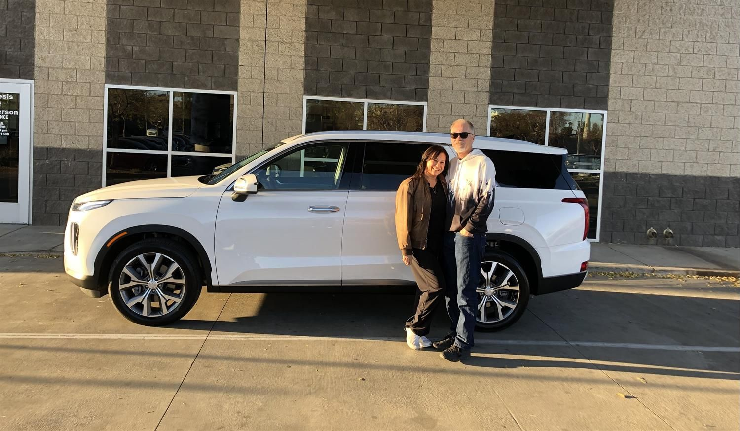 Rochelle Congratulations On Your New 2020 Hyundai Palisade Thank You Again For The Opportunity To Earn Your Business Hyundai Dealership New Hyundai Hyundai