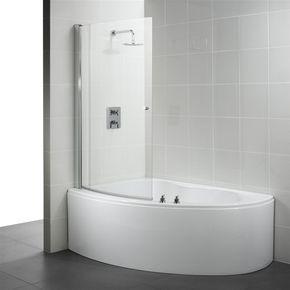 Corner Baths With Shower Screen Google Search Corner Tub Shower Corner Bath Shower Corner Bathtub Shower