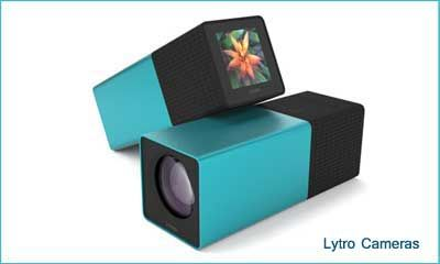 Lytro Pumps Up Camera Features And Colors