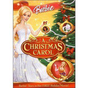 Movies & TV Shows | Christmas carol, Barbie movies