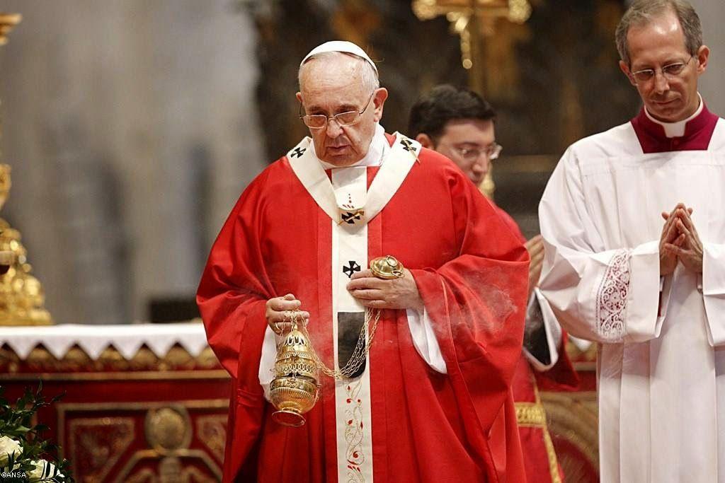 Papst Gewand