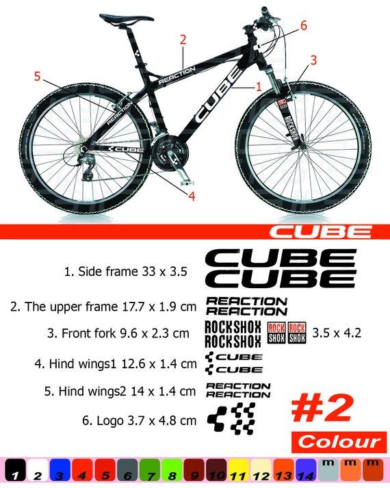 MTB Kona Bikes Vinyl Sticker Gravel Downhill Mountain Decal Bicycle