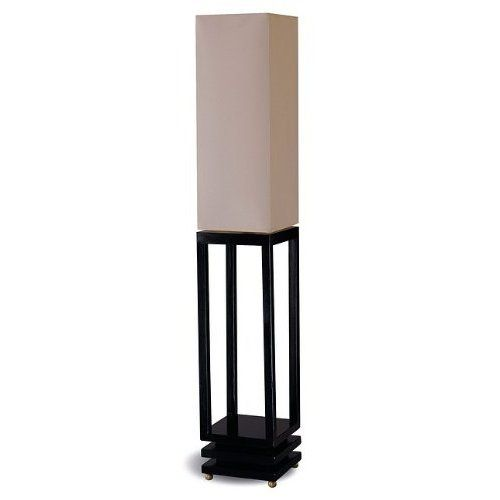 Modern Floor Lamps | Japanese Zen Style Contemporary Floor Lamp