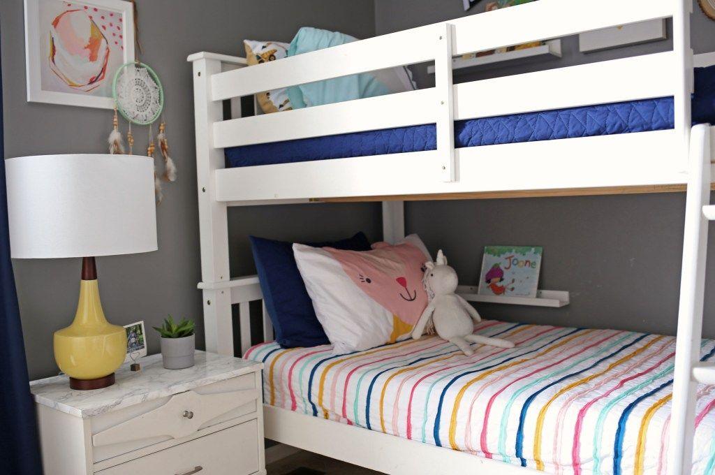 Boy Girl Shared Bedroom Bunkbeds Hazelwood Homes Boy And Girl Shared Bedroom Shared Girls Bedroom Girls Shared Room