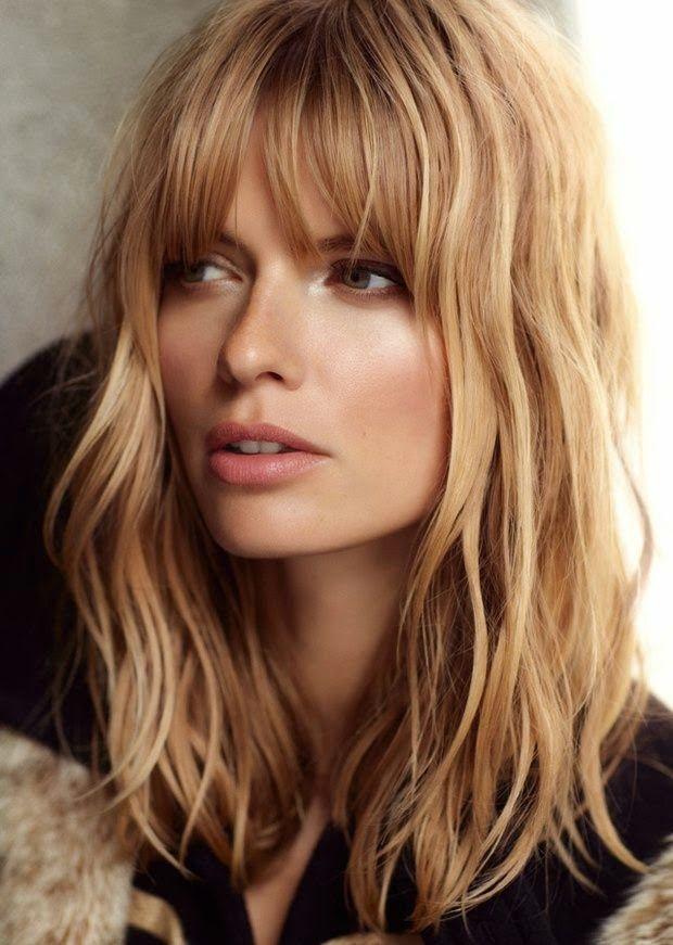 Kisa Sac Modelleri Hair Pinterest Corte De Pelo Y Maquillaje - Cortes-de-pelo-mujer-con-flequillo
