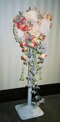 思い出のウェディングブーケの画像 | ●ポリッシュ●静岡,お花のチカラで自分磨き【アーティフィシャルフラワー…