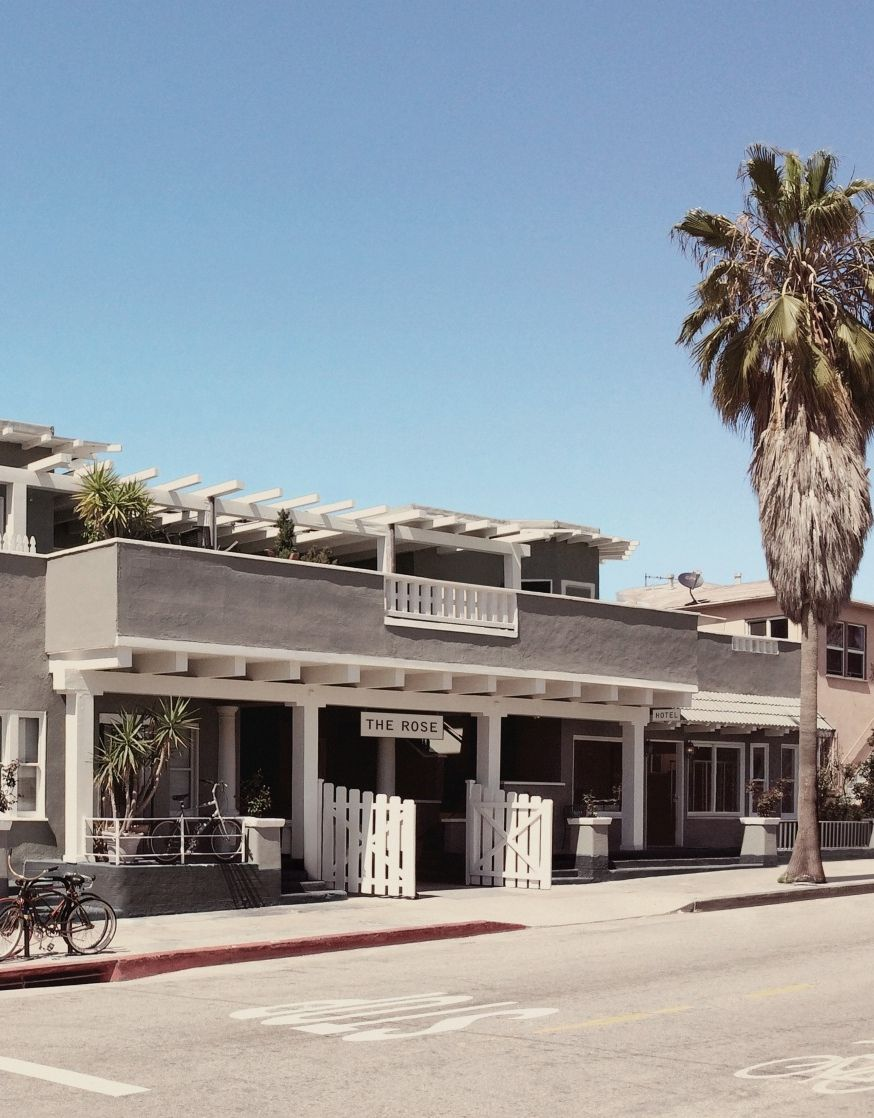 The Best Beach Hotels In Los Angeles With Images Los Angeles