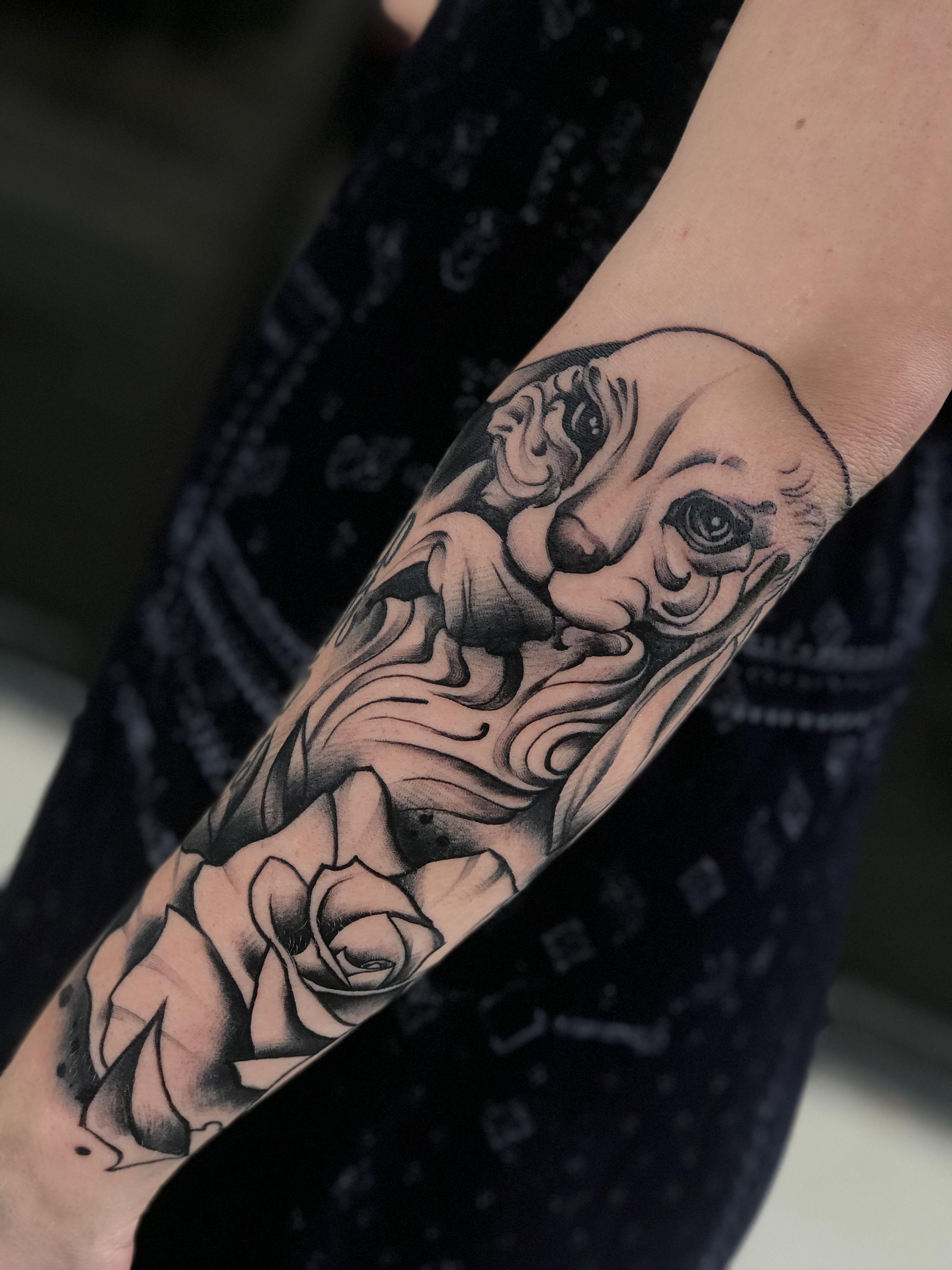 Tattoo Art Tato Pria Tato Lengan Gambar Tato