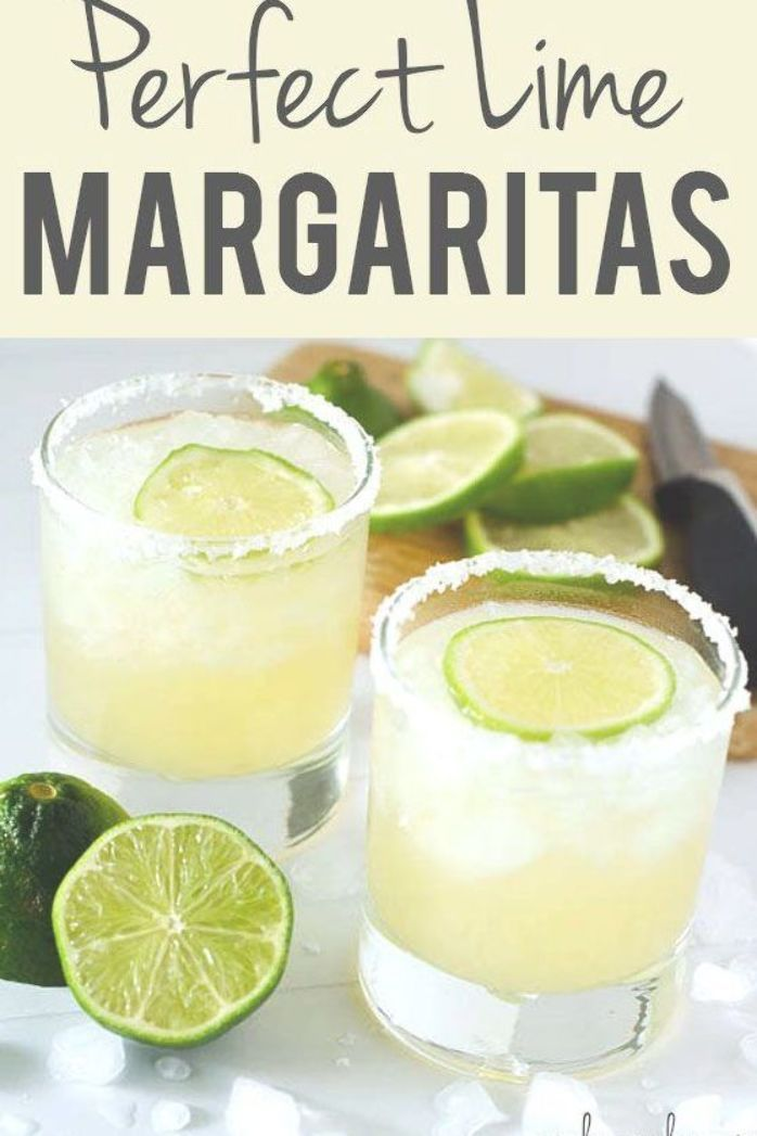 This original margarita recipe combines just 4 ingredients to make you the perfect lime margarita! Easy to make and delicious. #limemargarita This original margarita recipe combines just 4 ingredients to make you the perfect lime margarita! Easy to make and delicious. #limemargarita