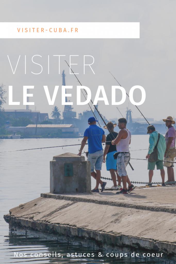 Découvrir le quartier du Vedado à La Havane #visitcuba