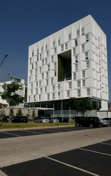 Morrissey hotel aboday jakarta indonesia and facades for Design hotel jakarta