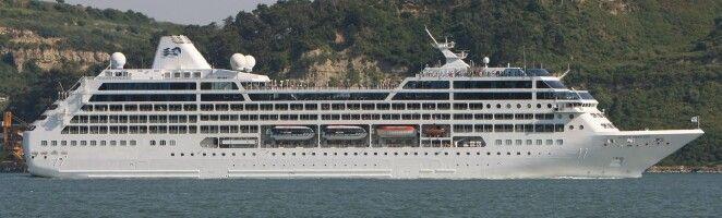 CRUISIN - Princess Cruises - Ocean Princess - Bridge Camera
