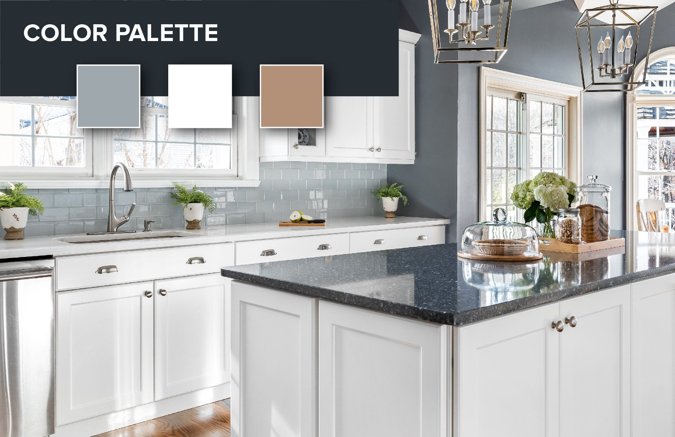 How to Match Your Countertops, Cabinets and Floors in 2020 ...