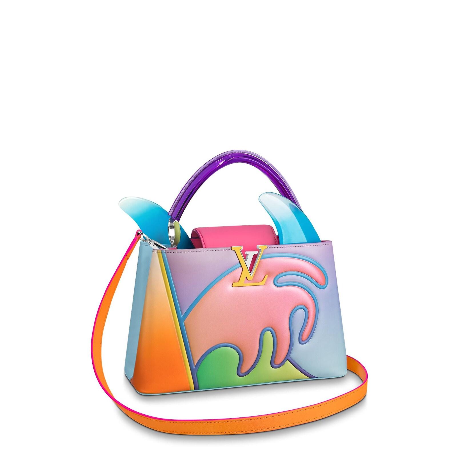 b4c6b445 ARTYCAPUCINES PM ALEX ISRAEL Capucines - Handbags | LOUIS VUITTON ...