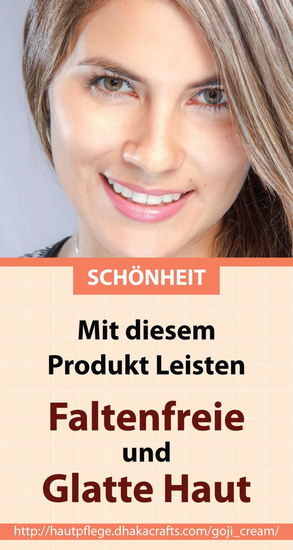 SCHÖNHEIT | Mit diesem Produkt Leisten Faltenfreie und Glatte Haut