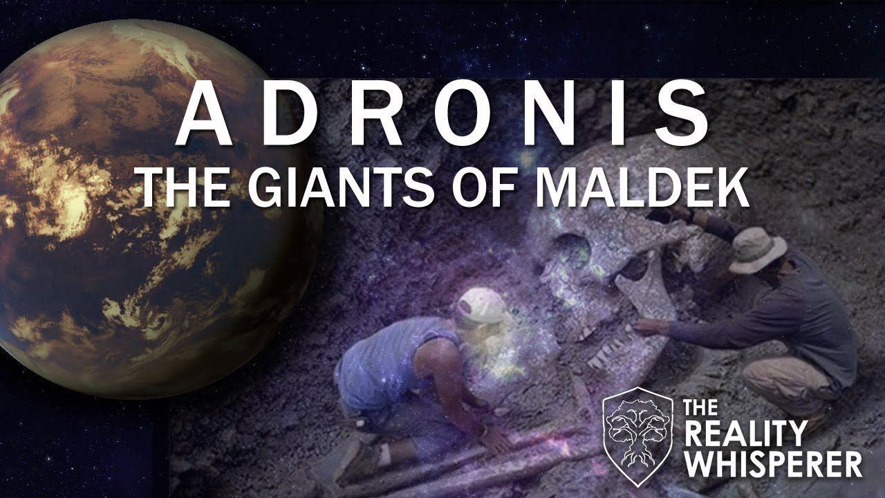 Adronis The Giants Of Maldek