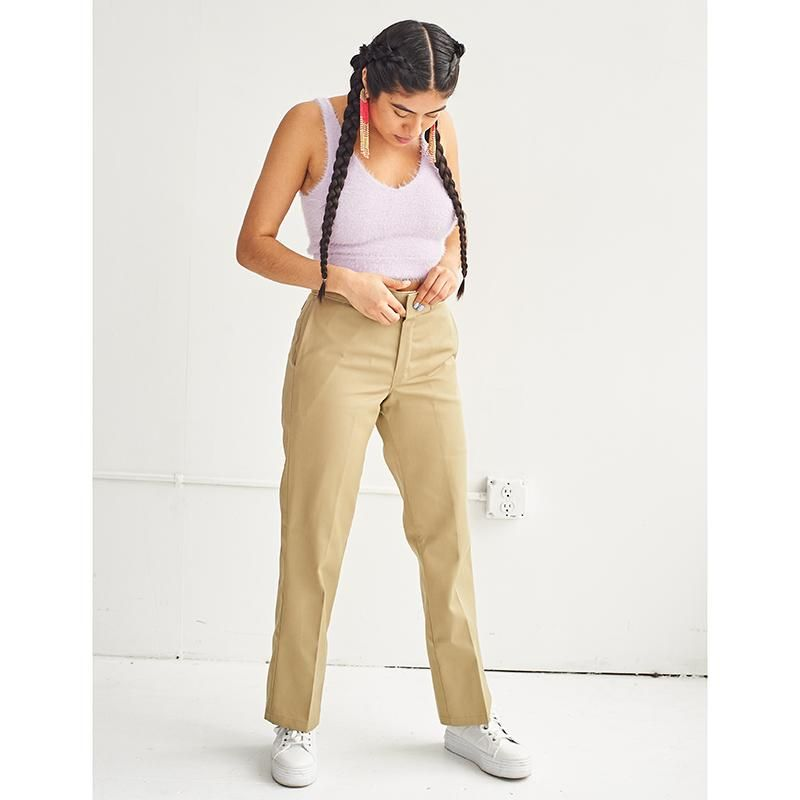 Dickies 874 original fit pants khaki with images