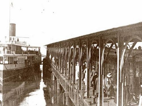 Porto de Guia de Pacobaíba