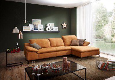 W. Schillig Amore Mio Sofa In Genau Der Form Und Farbe Fürs Neue Wohnzimmer!