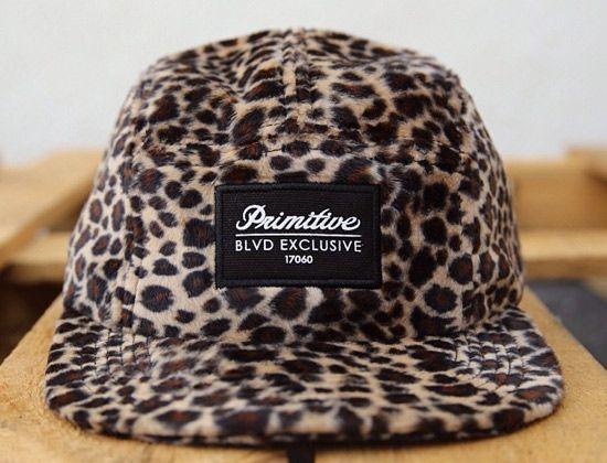 Wildlife 5 Panel Hat by PRIMITIVE