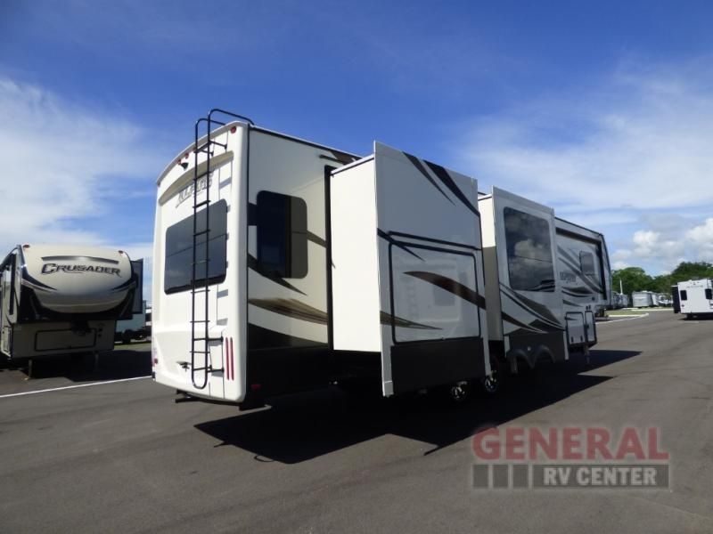 New 2018 Keystone Rv Alpine 3501rl Fifth Wheel At General Rv Dover Fl 156616