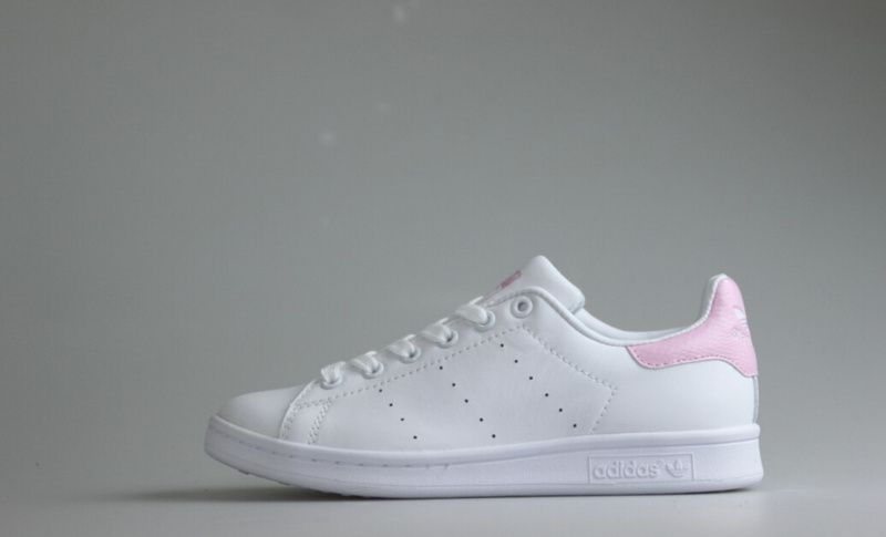 Womens President Adidas wholesale Originals Stan Smith discounts All Pink Clearance