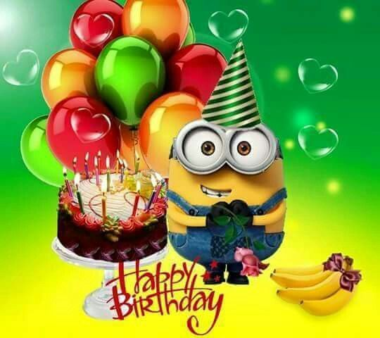 Minions birthday wishes | Birthday wishes | Pinterest | Birthdays ...