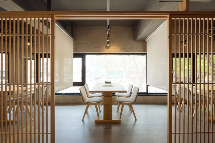 Don Tei Restaurant By Lee S Interior Design Taipei Taiwan Retail Design Blog Interior Design Design Interior