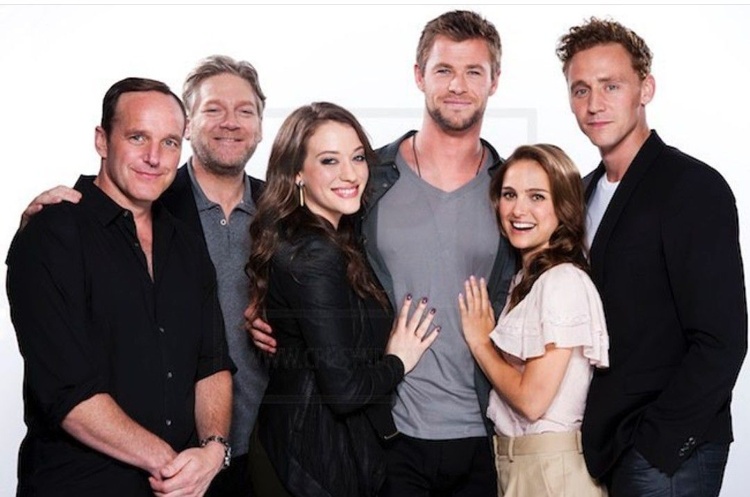 Image result for thor cast
