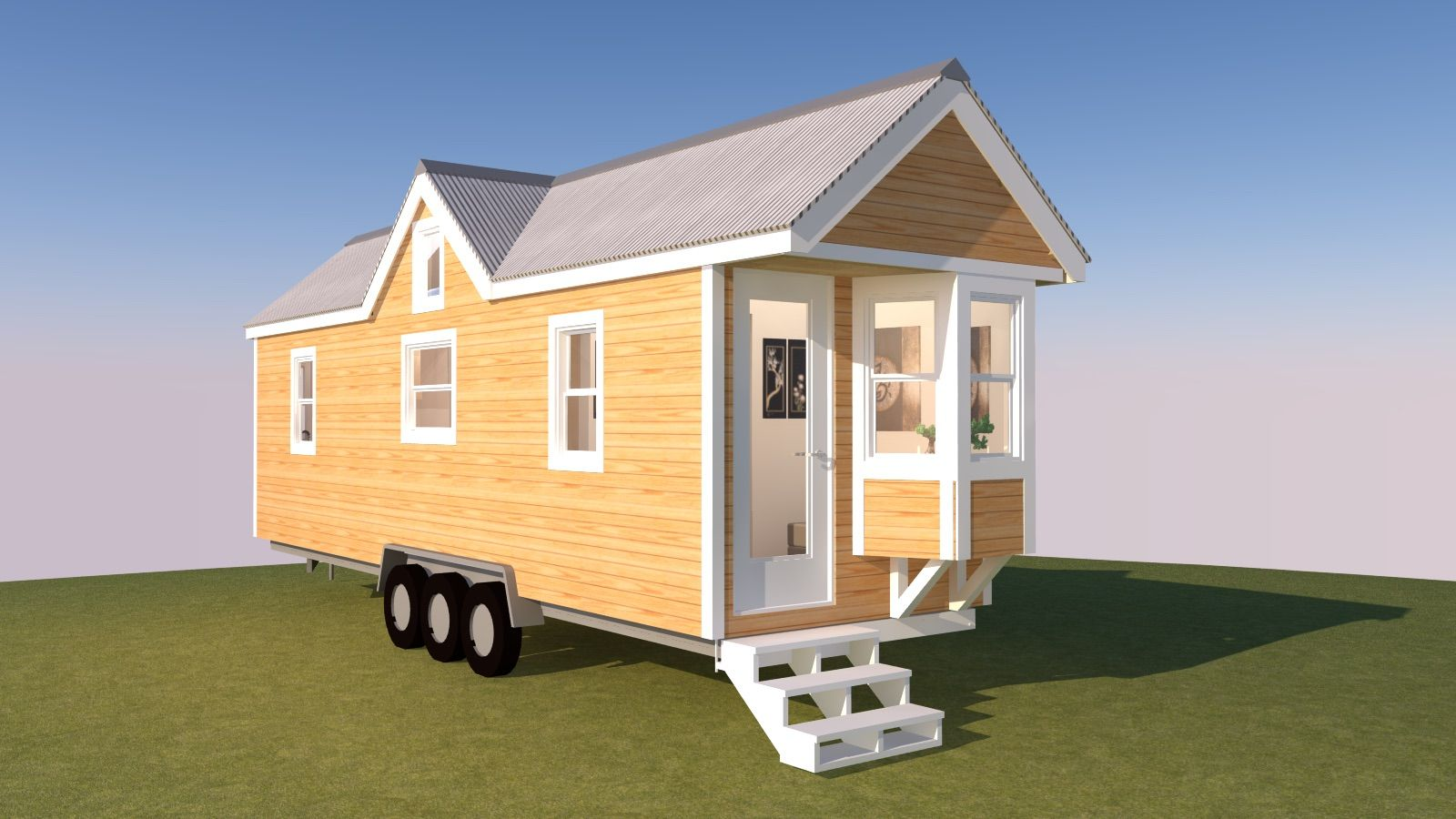 Best Westport 28 – Tiny House Plans Small House Design 400 x 300