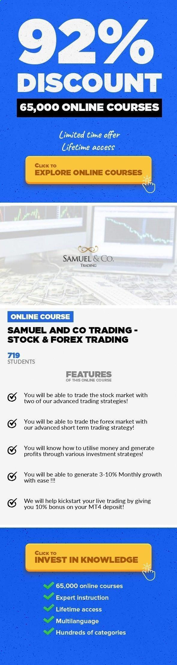My Trade Finance Business Samuel And Co Trading Stock Forex