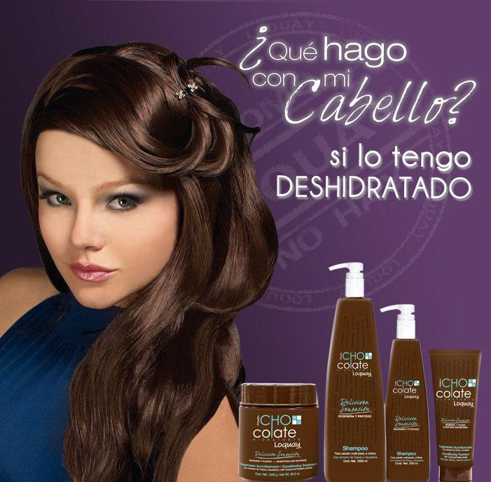 Descubre cómo puedes darle a tu cabello hidratación y un aroma a chocolate increíble en www.loquay.com