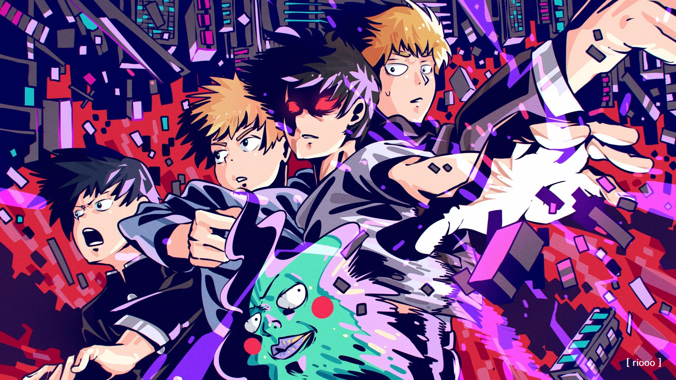 Pinterest Mob Psycho 100 Anime Mob Psycho Mob Psycho 100 Wallpaper