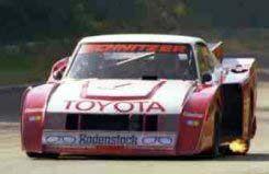 Toyota Celica Turbo Silhouette Oldtimer Gruppe