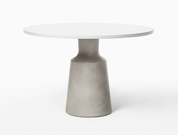 Holly Hunt Outdoor Furnishings Dining Table Table