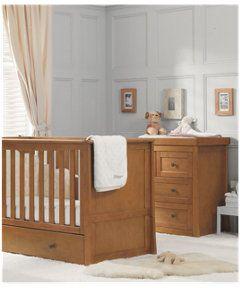 Harrogate 2 piece Nursery Furniture Bundle httpwwwparentideal