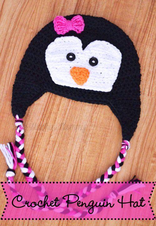 Free Kids Animal Hat Crochet Patterns For Dress Up Keeping Warm