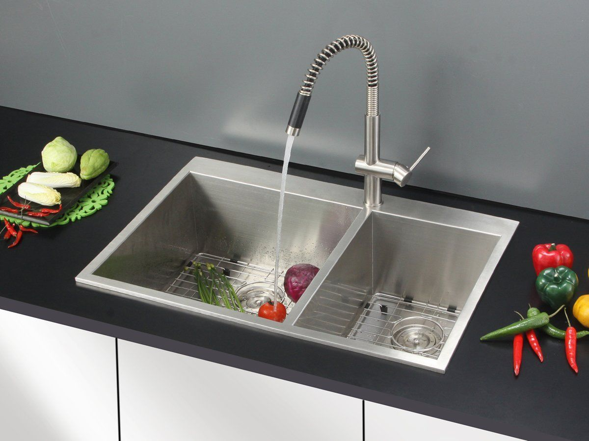 Enjoyable Best Stainless Steel Sinks 2019 List Of Sinks That Doesnt Download Free Architecture Designs Sospemadebymaigaardcom