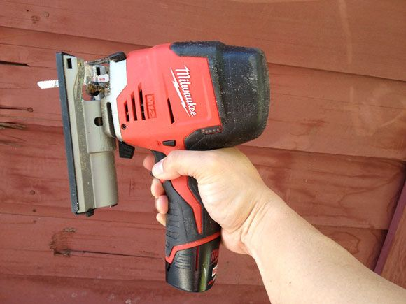 Milwaukee Cordless Jigsaw Is A Must Have Diy Tool Woodworking Jigsaw Woodworking Power Tools Diy Tools