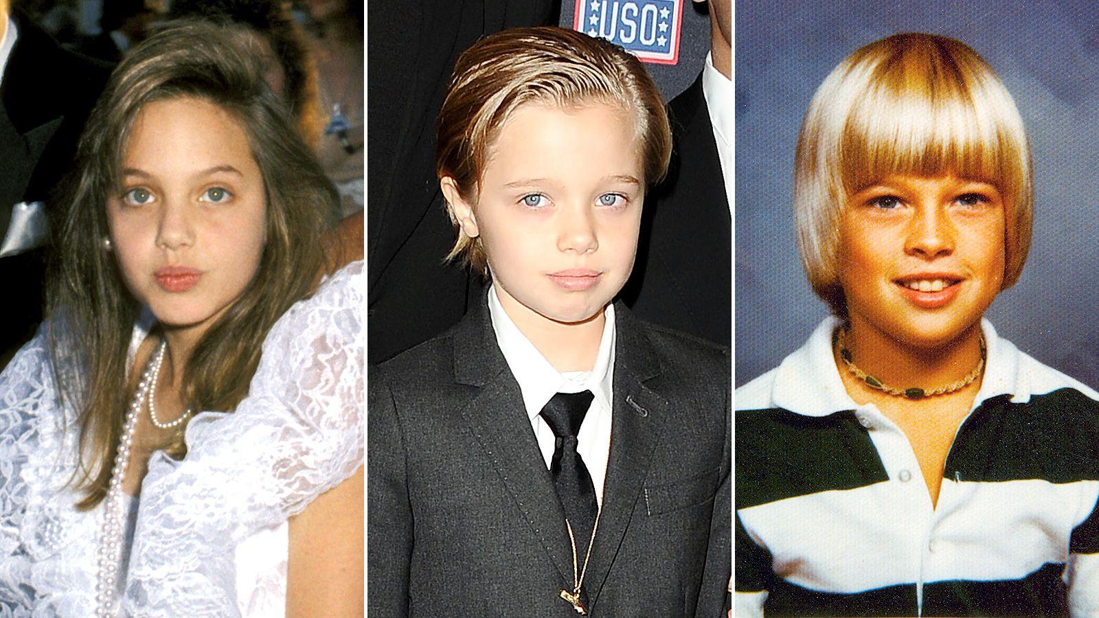 Angelina Jolie Brad Pitt Tochter
