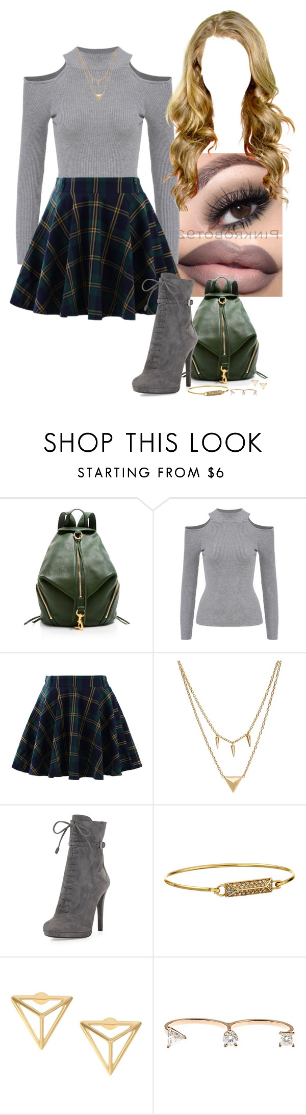 """""""Untitled #279"""" by captainsassy92 ❤ liked on Polyvore featuring Malaika, Rebecca Minkoff, Chicwish, Edge of Ember, Prada, Delfina Delettrez, women's clothing, women's fashion, women and female"""