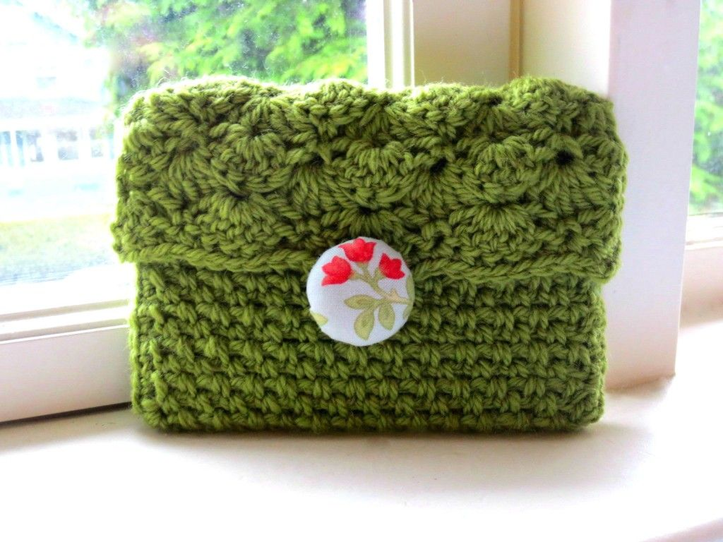 Diy idea crochet clutch with fabric button just imagine diy idea crochet clutch with fabric button just imagine daily dose of bankloansurffo Gallery