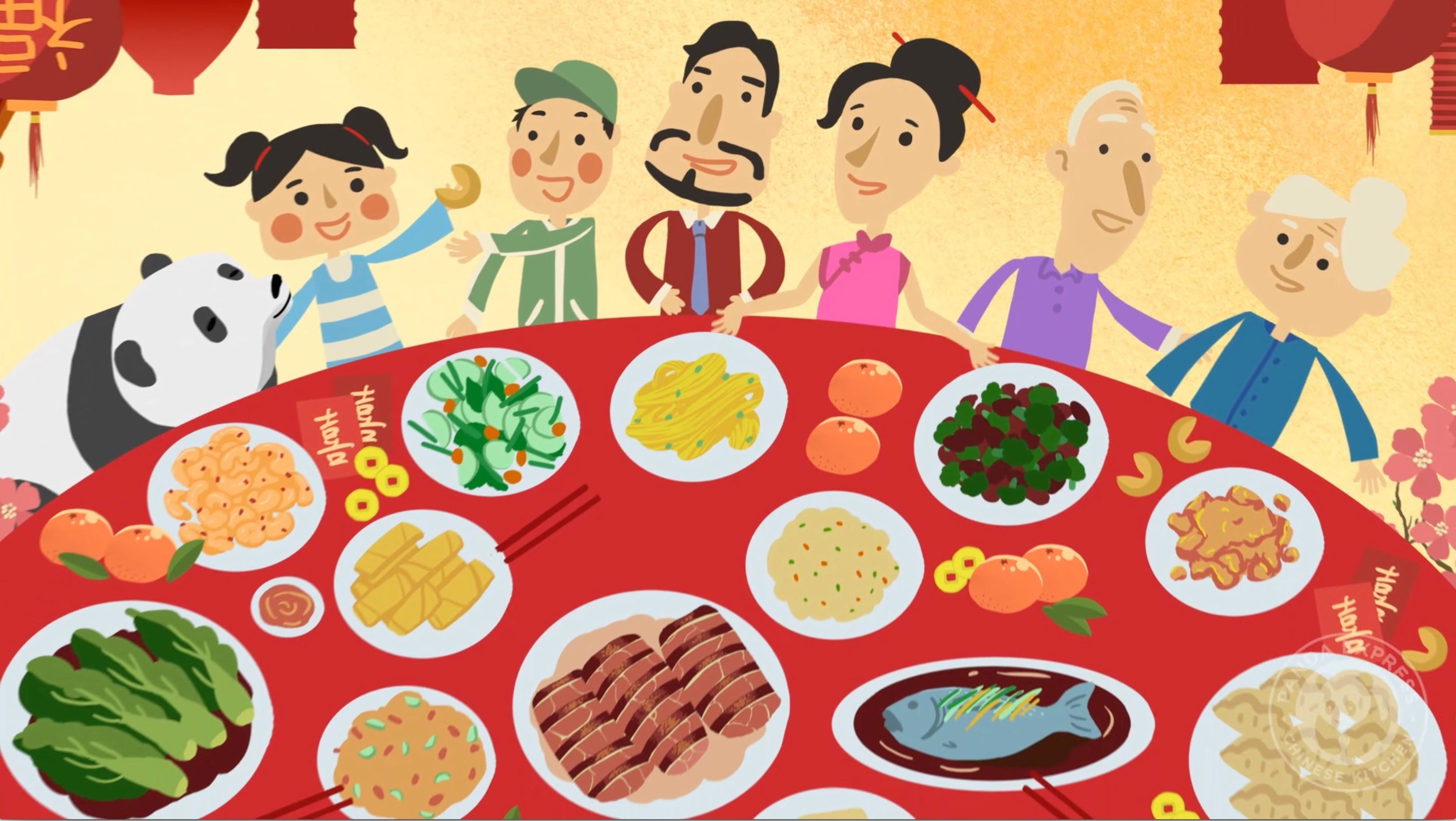 In This Video Learn All About The Traditions And Legends That Make Chinese New Year The Chinese New Year Activities Chinese New Year Crafts New Years History