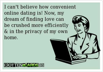 The 15 funniest quotes about online dating